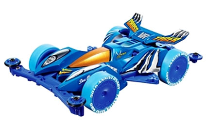 Mini-4WD-Limited-Cross-Tiger-VR-Sea-Blue