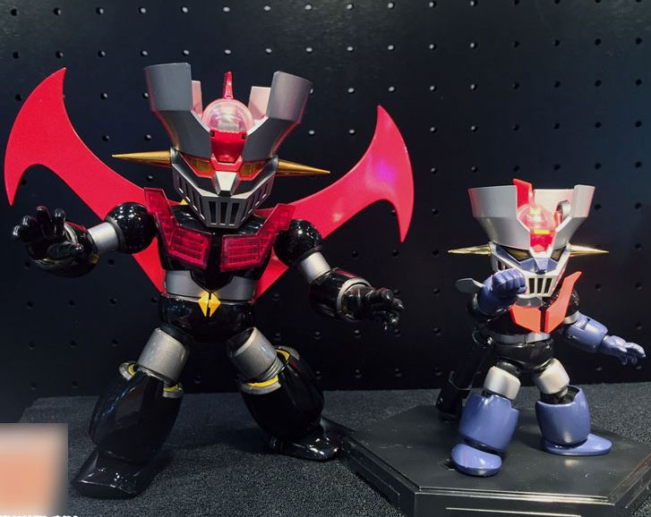 Dx MazingerZ the Impact 03