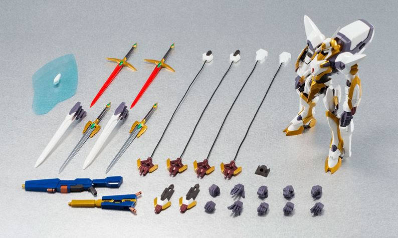 RobotSpirits Lancelot Air Cavalry Code Geass Lelouch of the Rebellion 01