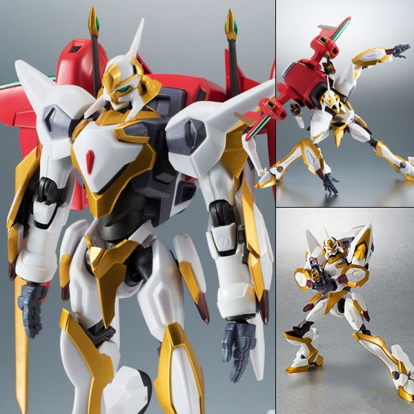 RobotSpirits Lancelot Air Cavalry Code Geass Lelouch of the Rebellion