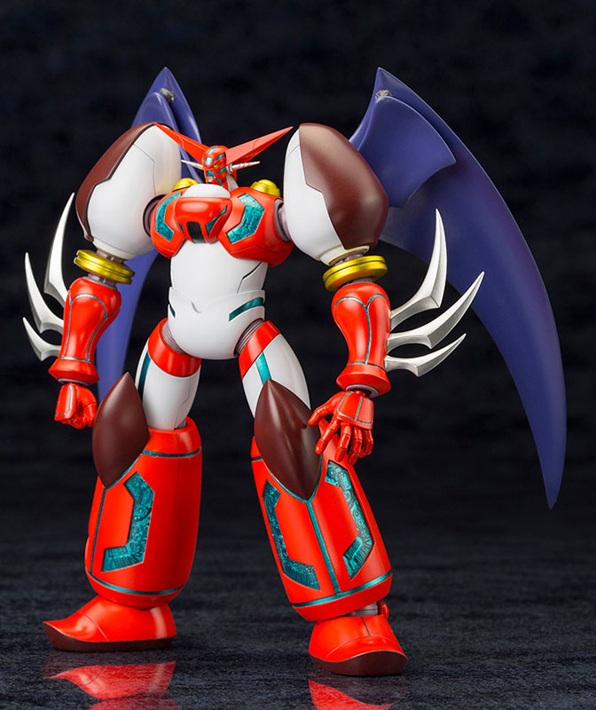 Shin-Getter-1-Plastic-Model